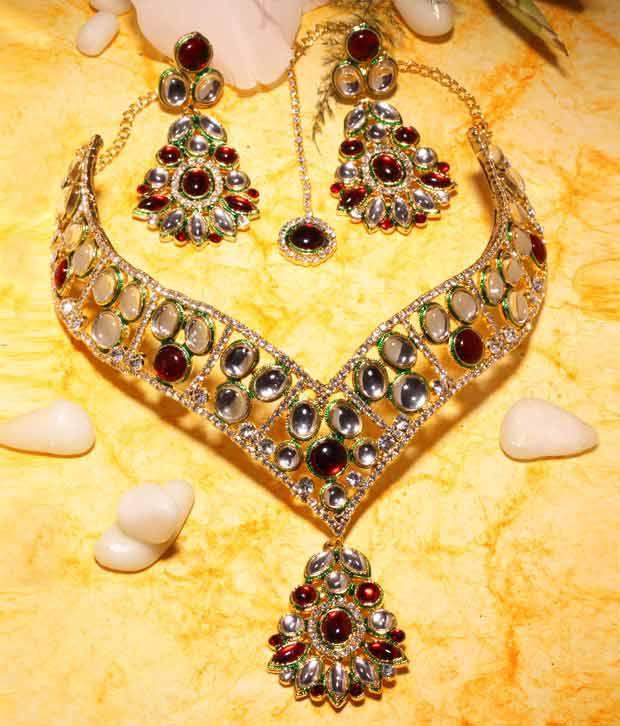 Nayab Rukhsana Necklace Set