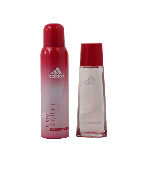 Adidas Fruity Rhythm Gift Set (50Ml Edt +150Ml Deodorant)