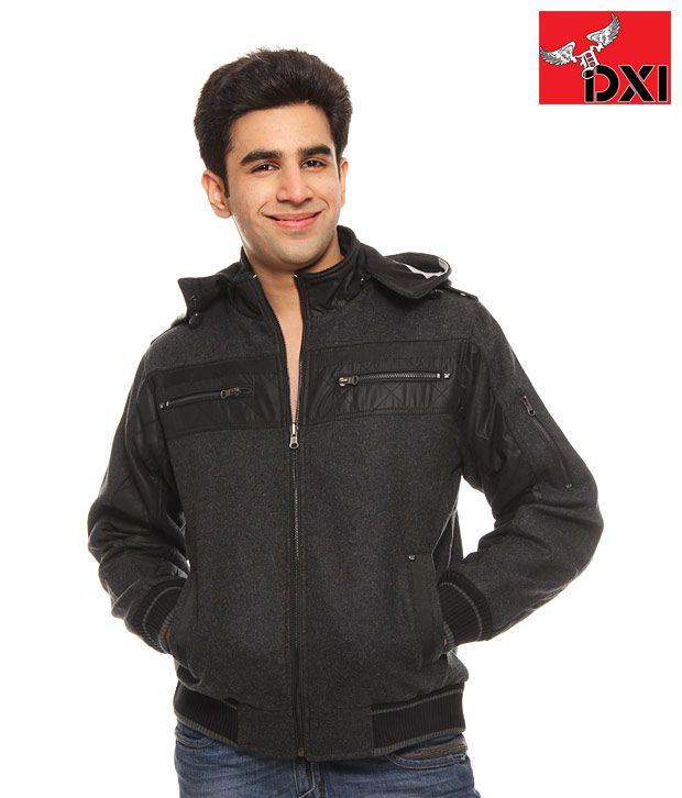 Dxi Winter Wear Jacket For Men- X1817