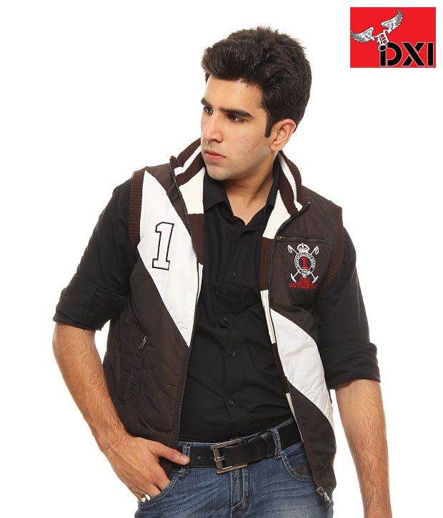 Dxi Double-Sided Sleeveless Jacket - X1950