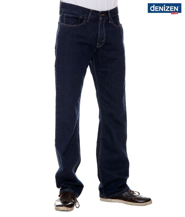 Denizen Regular Fit Blue Jeans (30262-0096)