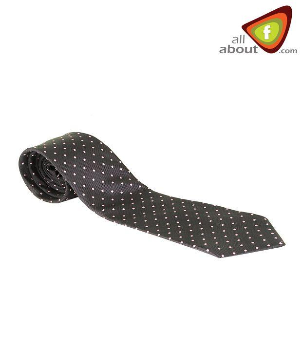 F-Ties Designer Dark Blue Tie