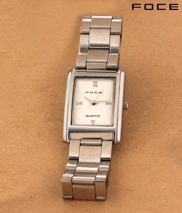 a541794fb39 Foce Steel Index Marker Roman Watch - Buy Foce Steel Index Marker Roman Watch  Online at Best Prices in India on Snapdeal