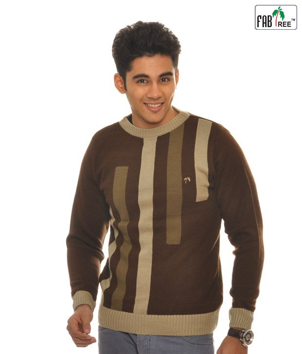 Fabtree Coffee Pullover-Sk-143-Cffe
