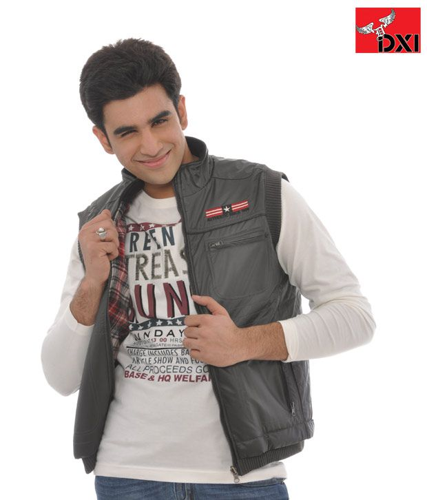 DXI Winter Wear Jacket For Men- X1920 DGrey