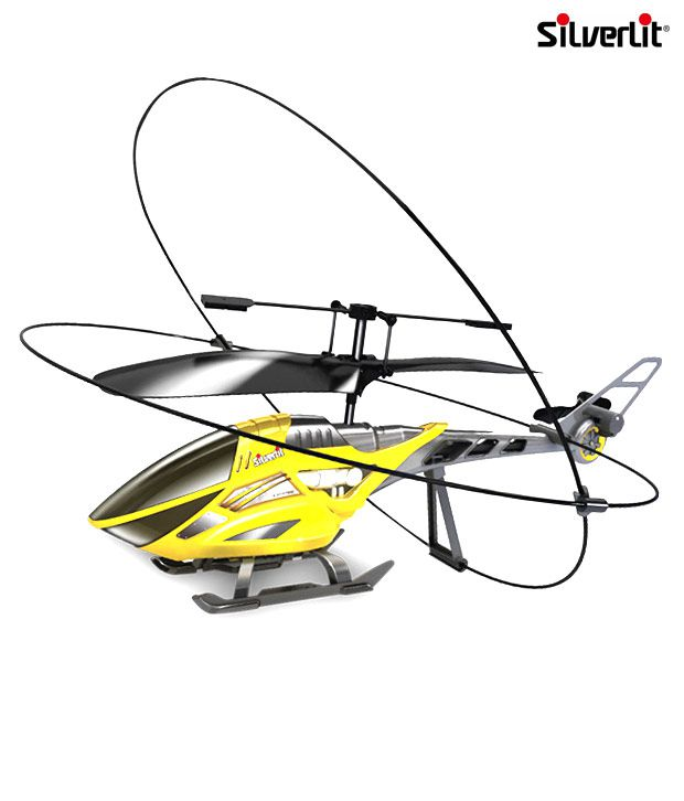 Silverlit I/R Bounce & Fly Helicopter  (2 Channel)
