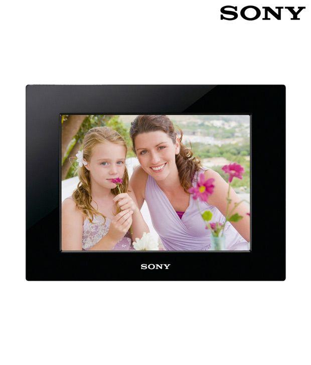 Sony Digital Photo Frame D810 Price In India Buy Sony Digital Photo