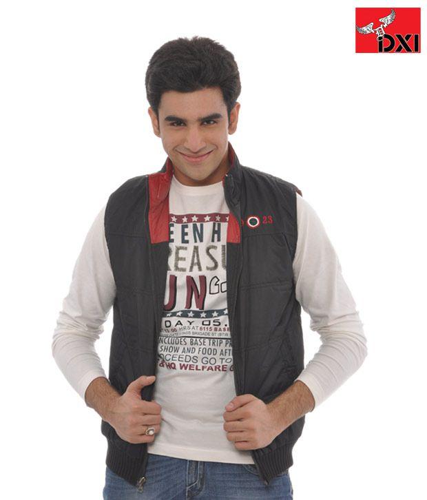 DXI Winter Wear Jacket For Men- X1905 Red