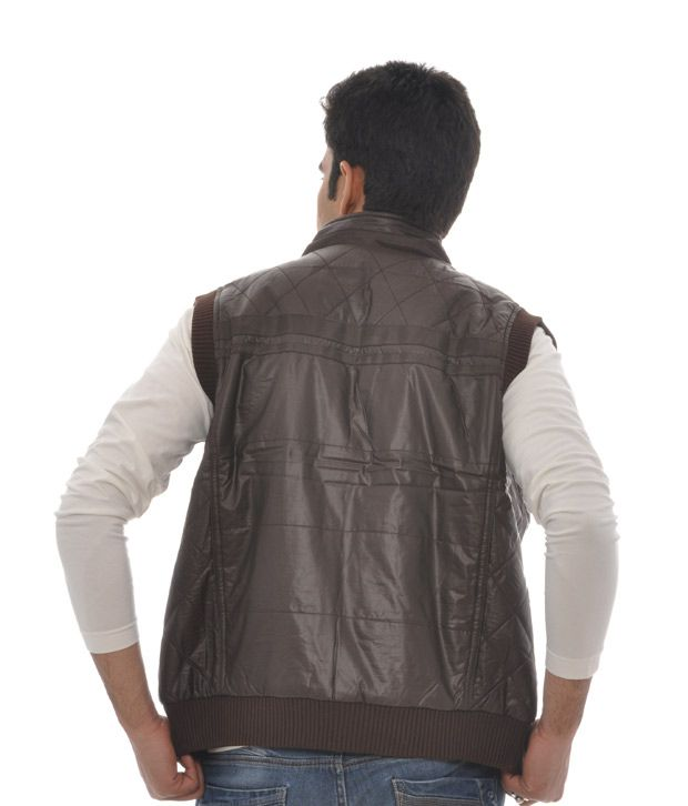 fa28d2f73 DXI Winter Wear Jacket For Men- X1935 Brown - Buy DXI Winter Wear ...