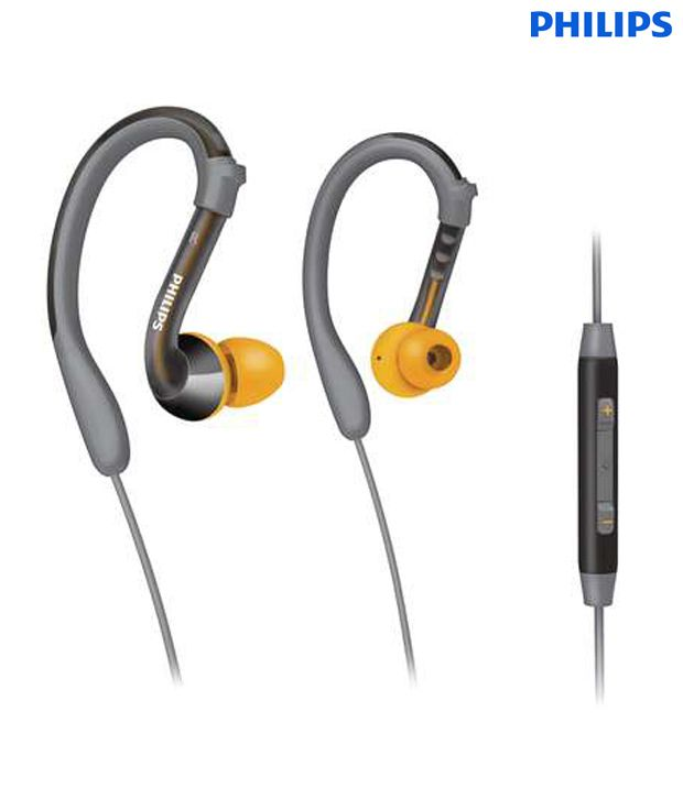 06f2a885114 Philips Sports earhook headset SHQ3007 - Buy Philips Sports earhook headset  SHQ3007 Online at Best Prices in India on Snapdeal