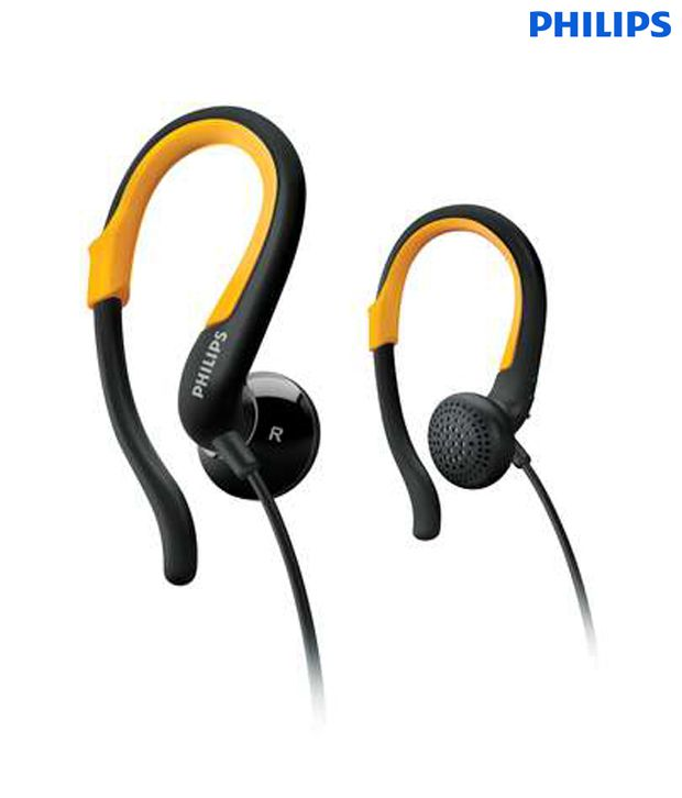 f15e4b67846 Philips SHS4800 Earhook Headphones - Buy Philips SHS4800 Earhook Headphones  Online at Best Prices in India on Snapdeal