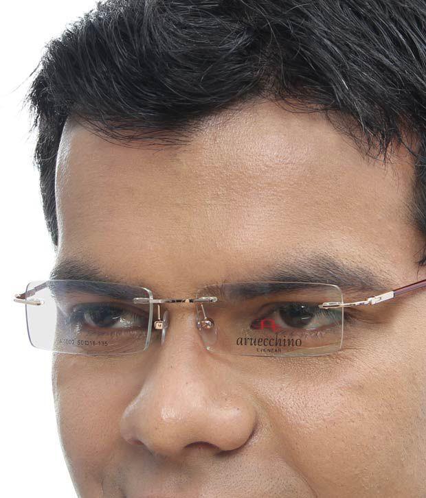 Aruecchino Sophisticated Golden Eyewear