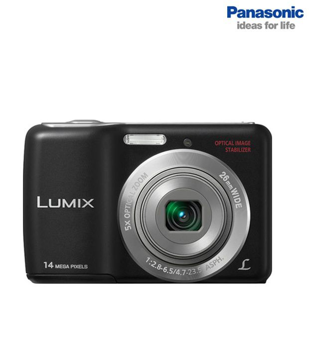 Panasonic Lumix DMC-LS5 14MP Digital Camera