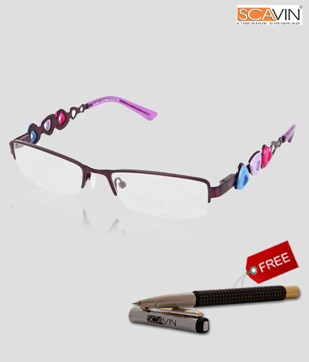 Scavin Stylish Temple Eyewear