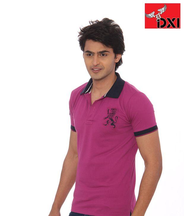 DXI T-Shirt  555-MOUVE