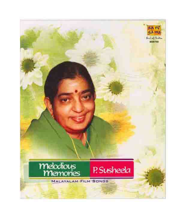 P Susheela:Melodious Memories (Malayalam) [MP3]: Buy Online
