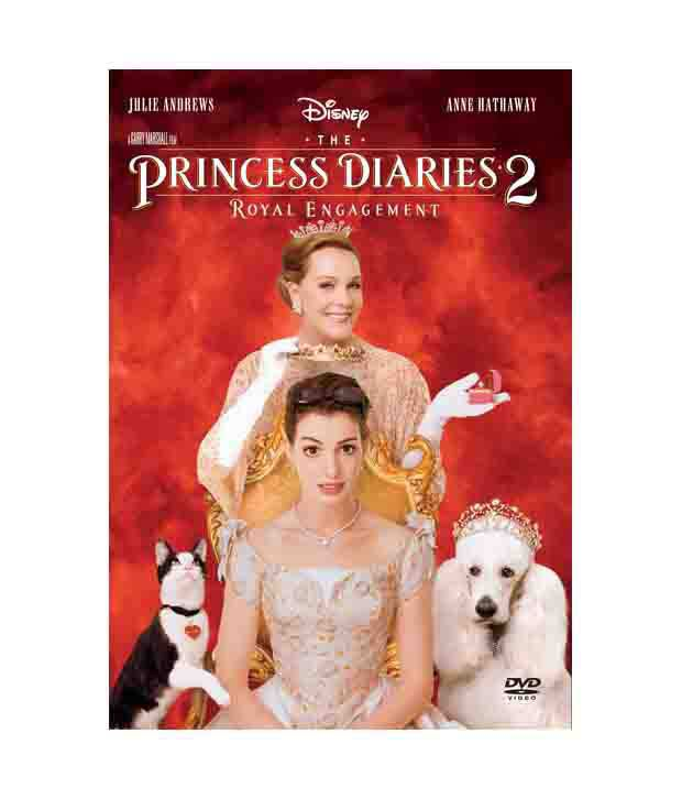 Princess Diaries 2 (English) DVD