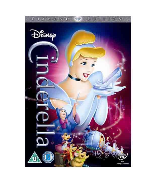 Cinderella Diamond Edititon (English) DVD