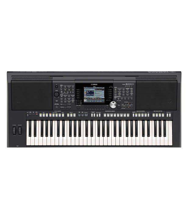 Yamaha Digital Keyboard Psr-S950