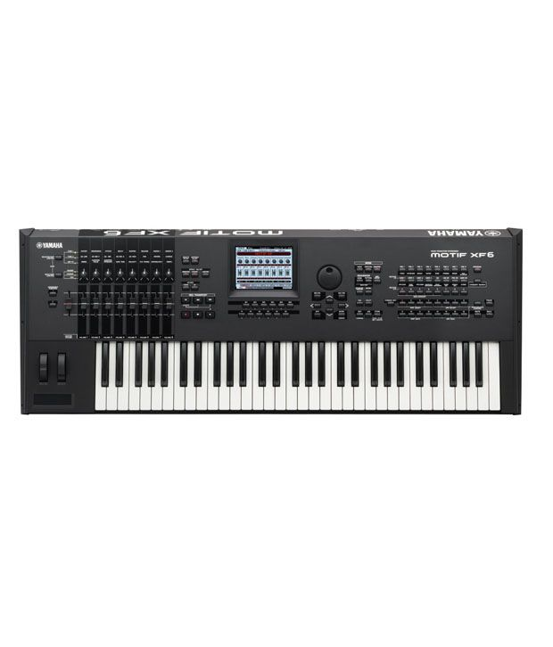 Yamaha Synthesizers (Motif Xf6)