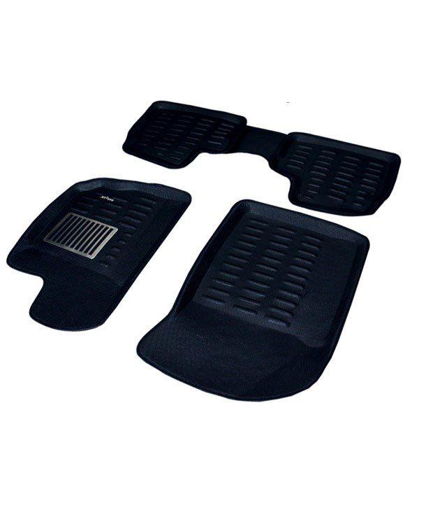 koizer car floor mat basket type duster accessories buy koizer car floor mat basket type duster. Black Bedroom Furniture Sets. Home Design Ideas