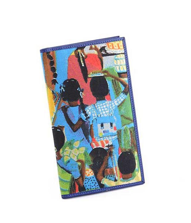 Vaunt Children Printed Travel Wallet
