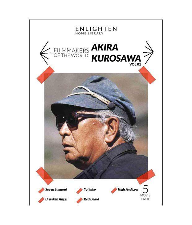 Akira Kurosawa Box Set (Japanese) [DVD]