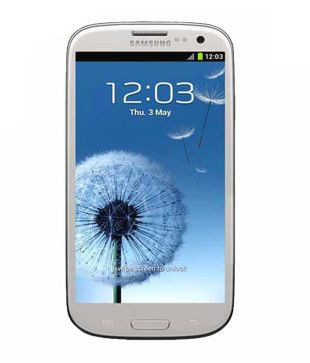 Samsung Galaxy S3 I9300 16GB Marble White
