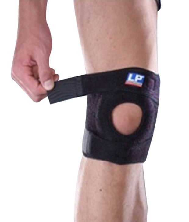 740a85e4d3 LP Neoprene Knee Support Open Patella: Buy LP Neoprene Knee Support Open  Patella at Best Prices in India - Snapdeal