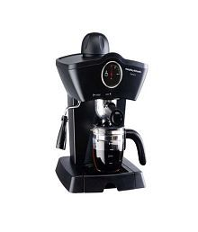 Morphy Richards 4 Cup Fresco Coffee Maker Black