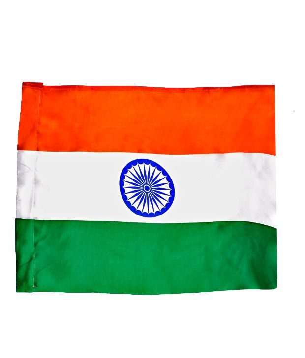 3362ff50c6 Rainbow Indian Flag - Small: Buy Online at Low Price in India - Snapdeal