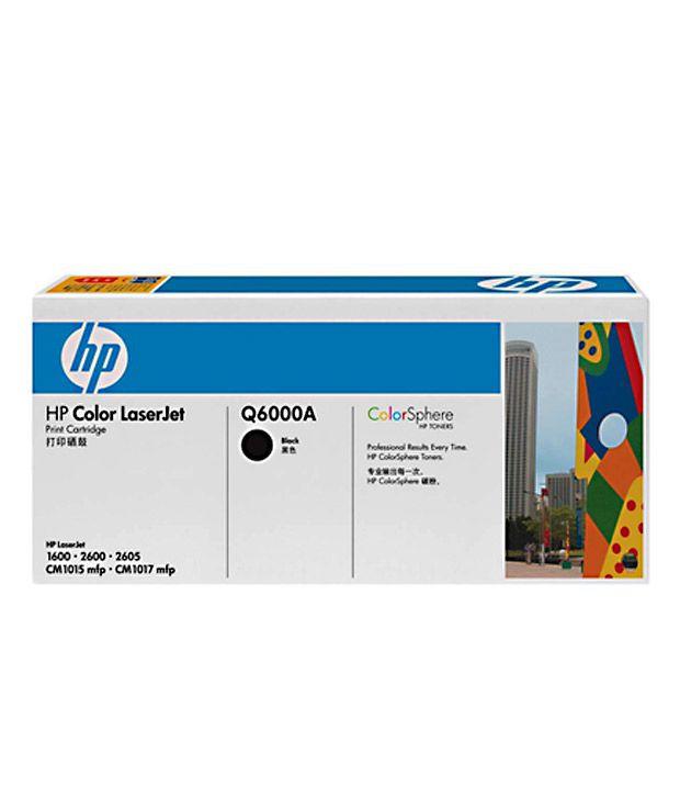 HP LaserJet 2600/2605/1600 Black Crtg - Buy HP LaserJet ...