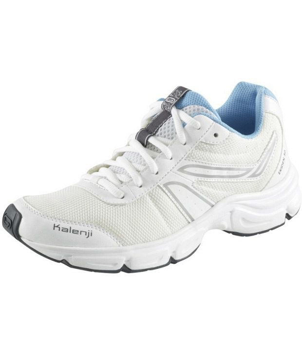 outlet store bf3fe 0a9c9 Kalenji Ekiden 50 White Running Shoes 8181257