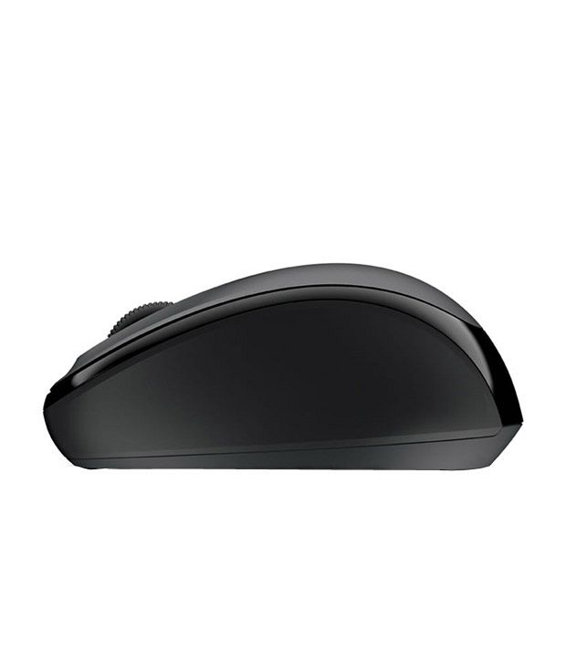 Microsoft 3500 Wireless Mouse (Black)