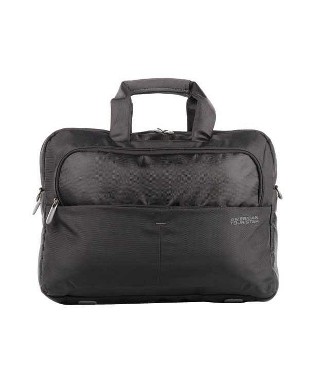 American Tourister Speedair 3-Way Bag - Black