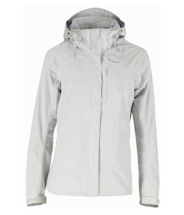 Quechua Hiking Arp-300-Women-Jacket Rain Wear 8084690