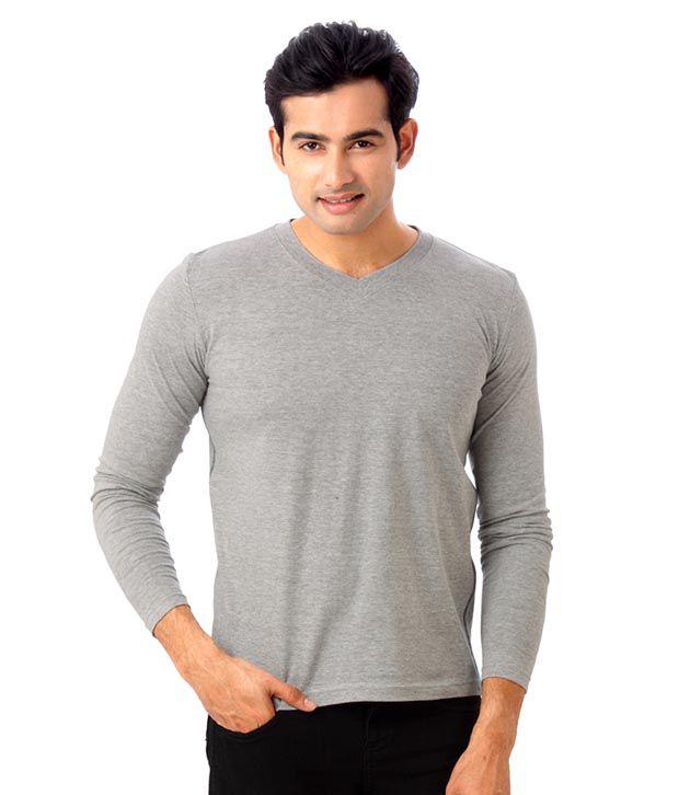 Street Junkies Grey T-Shirt