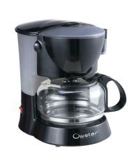 Ovastar 5 Cups OWCM-906 Drip Coffee Maker Black