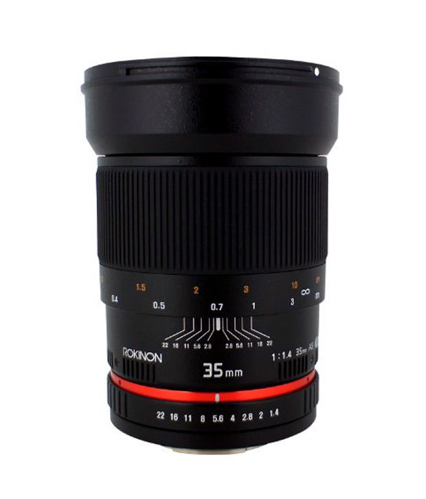 Rokinon 35 mm f/1.4 Lens for Sony  Cameras