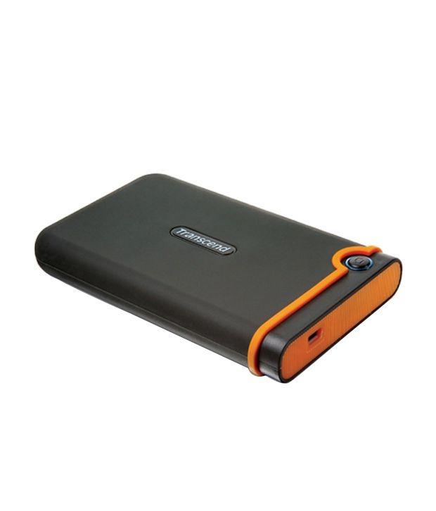 Transcend 500GB Portable HDD StoreJet 25M (USB 2.0)