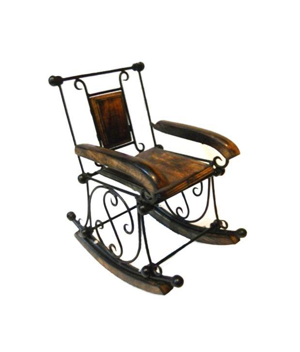 PINDIA Rocking Chair Miniature