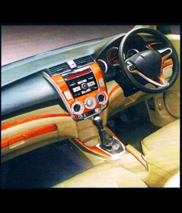 Autographix Wooden Dashboard Trim Hyundai Santro
