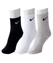 Nike Assorted Socks - 3 Pair Pack