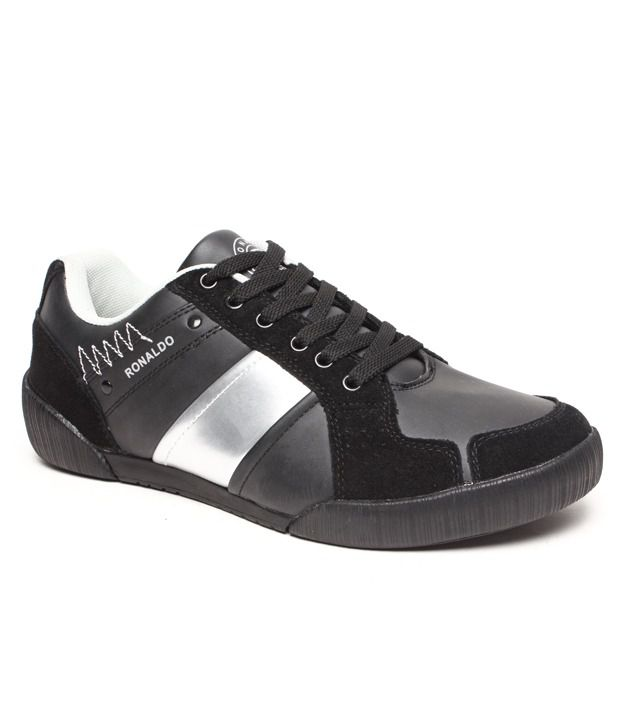 d43d4f895 Ronaldo Lotus II Grey Casual Shoes - Buy Ronaldo Lotus II Grey Casual Shoes  Online at Best Prices in India on Snapdeal