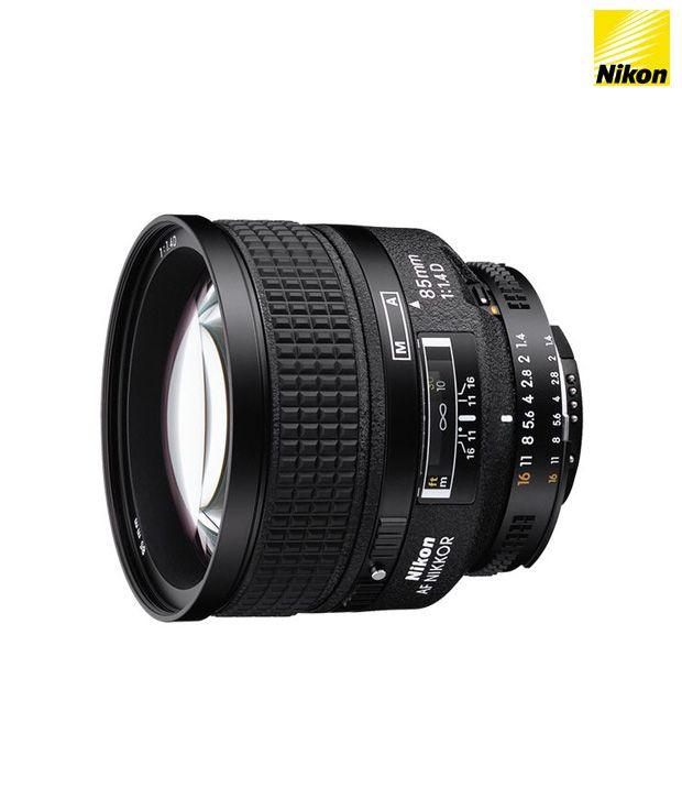 Nikon 85 mm f/1.4D IF FX  Lens