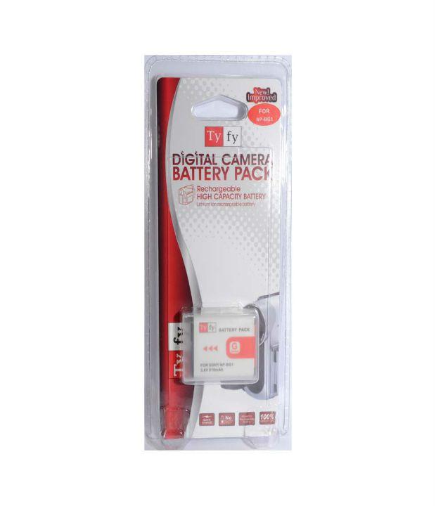 Tyfy NPBG1 Digital Camera Battery