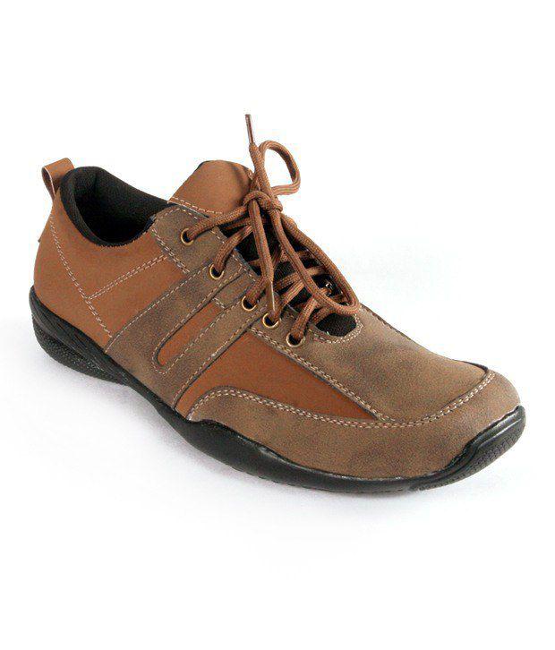 Yepme Casual Tan Shoe