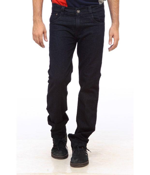 Delhi Seven Cool Black  Jeans