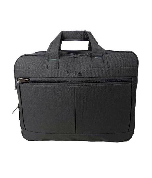 TLC Datacut 15.6 inch Laptop Bag (Grey)