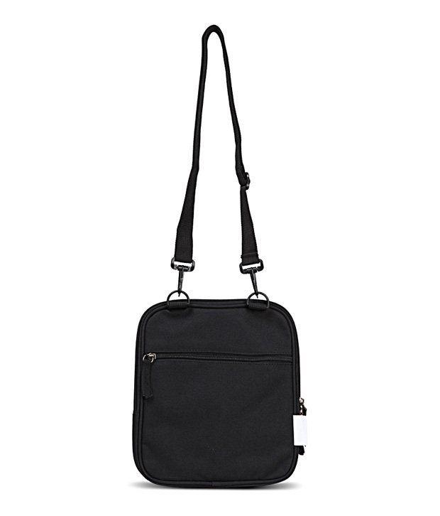 Ed Hardy Caprio Black Sling Bag